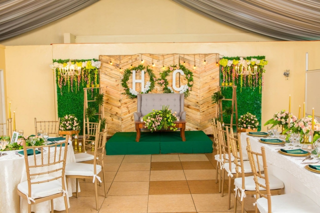 midsummer nights dream wedding hizons catering
