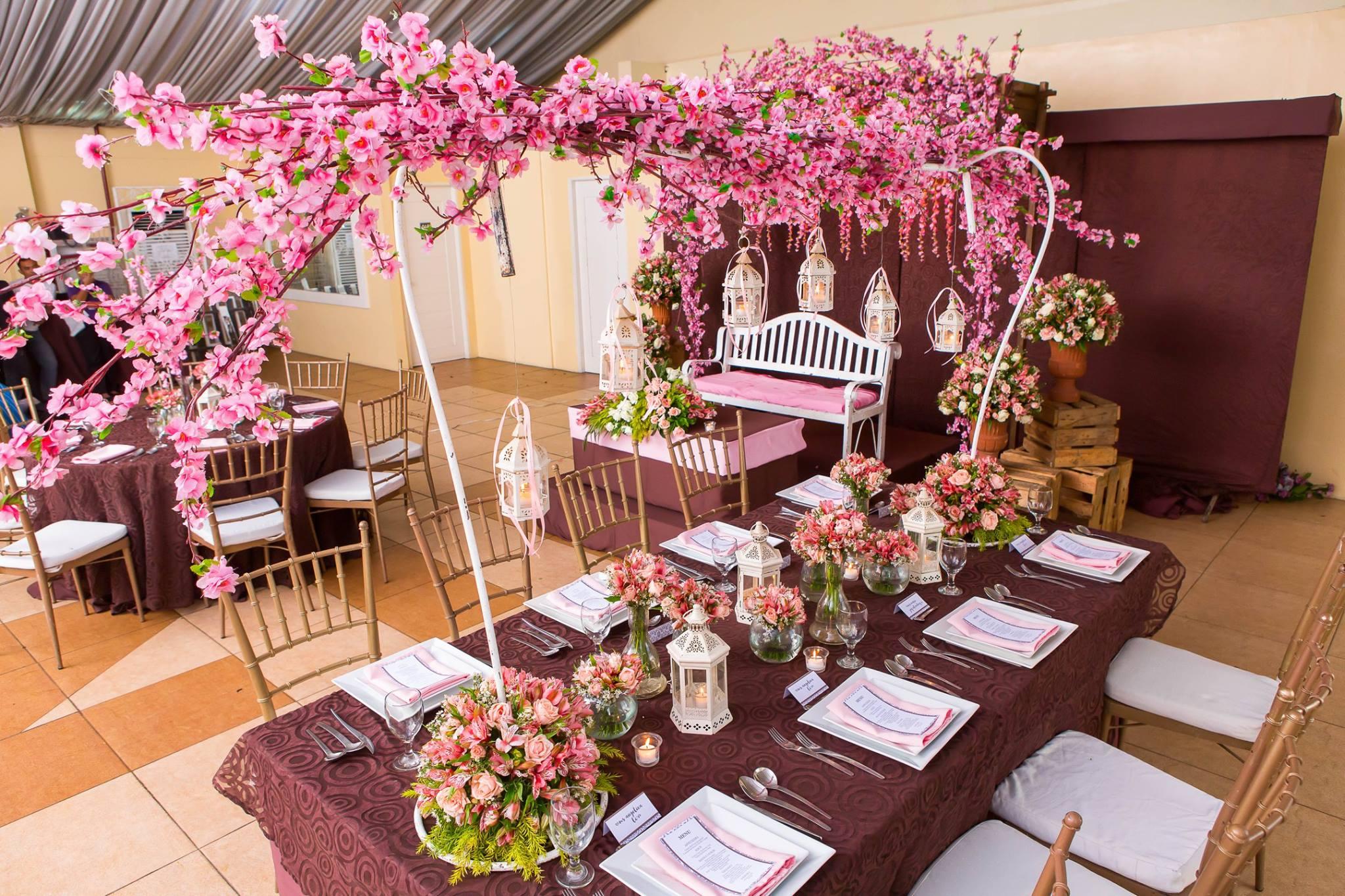 pure indulgence wedding theme hizons catering