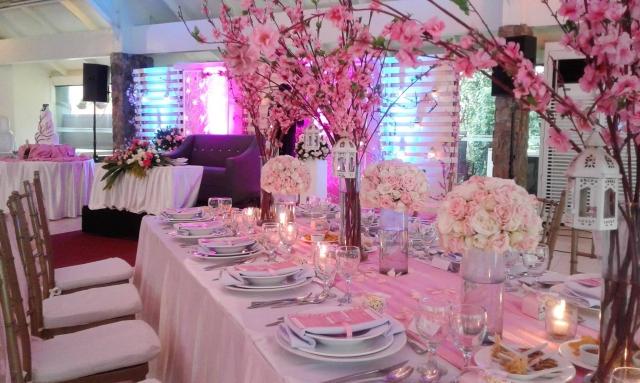 sakura night wedding hizons catering