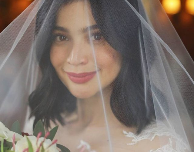 anne curtis bridal look