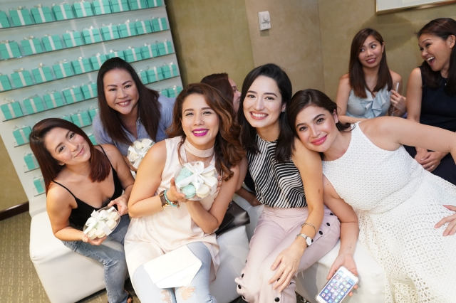 anne curtis smith bridal shower tiffany