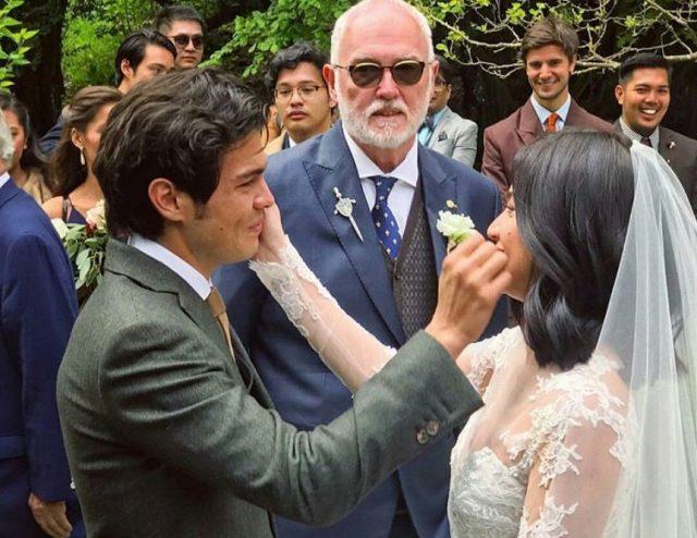 anne erwan wedding