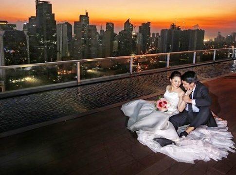 city garden grand hotel wedding