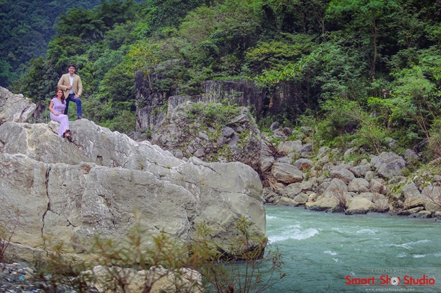 tinipak river prenup shoot