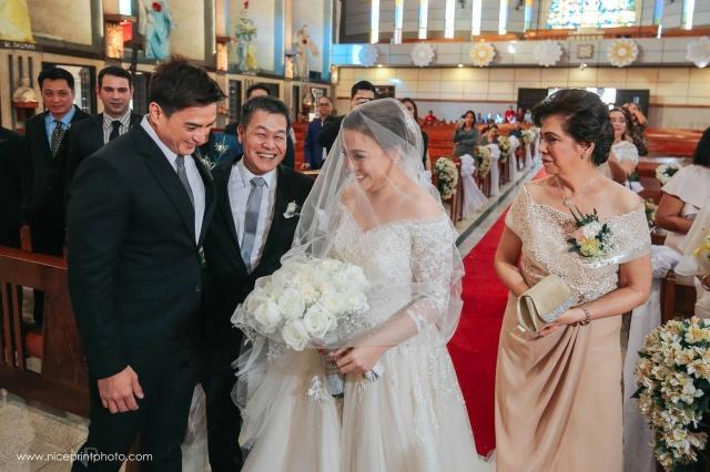 wendell ramos wedding