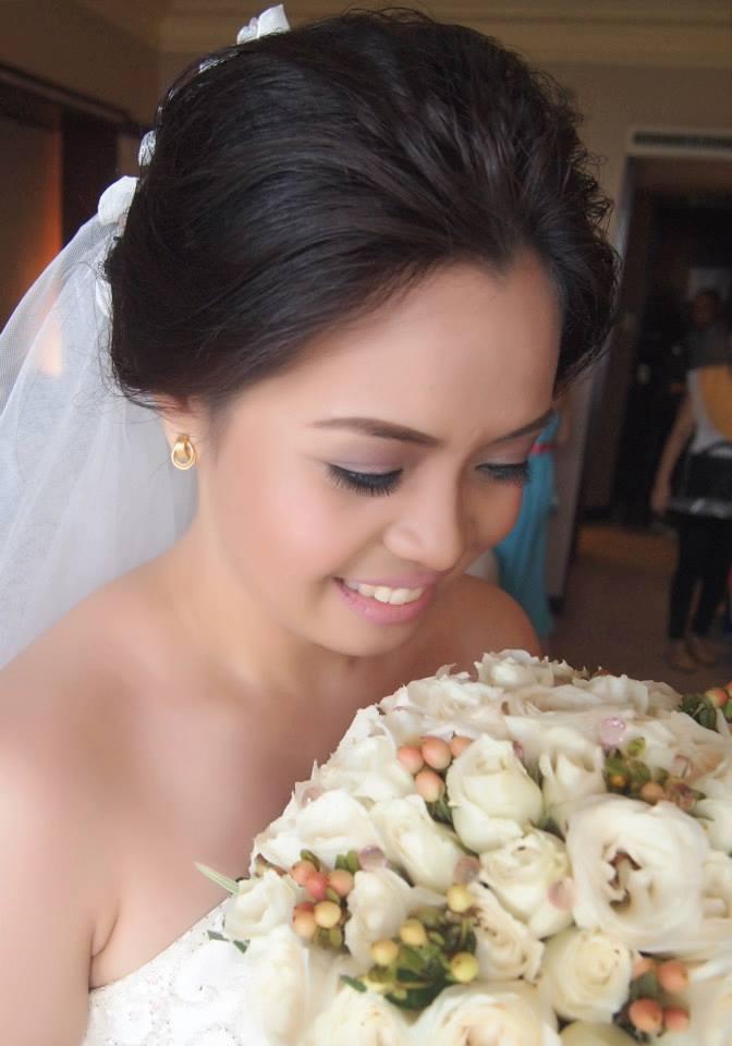bridal makeup lindsay lin