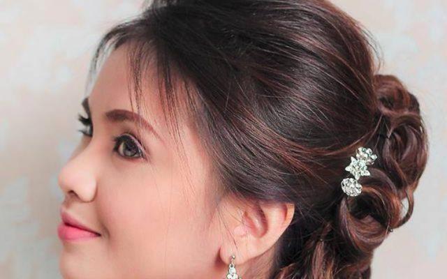 bride makeup lindsay lin