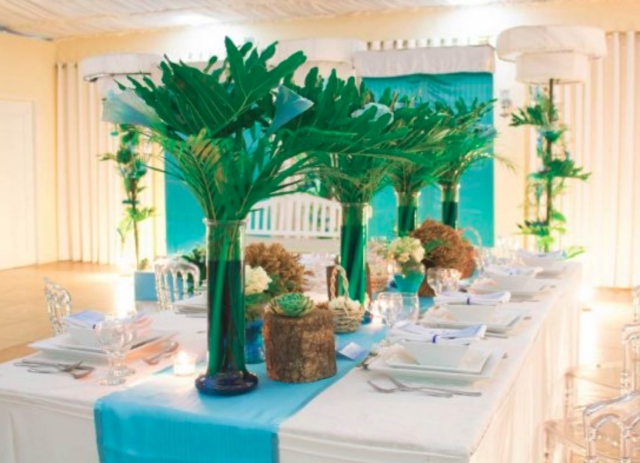 beach house theme hizons catering