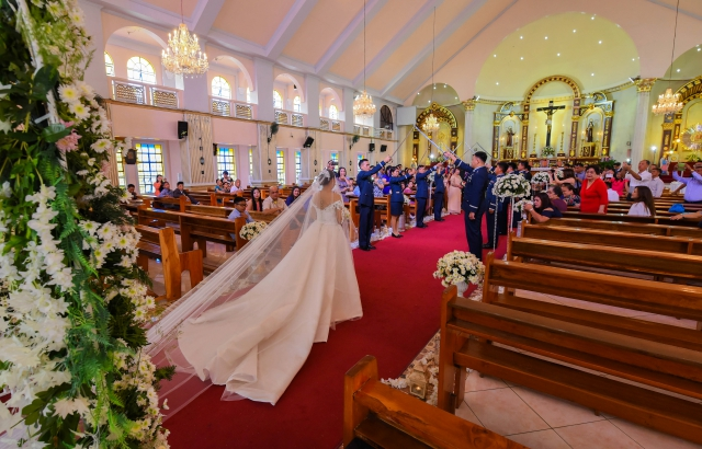 marvin irene tagaytay wedding eye in d sky