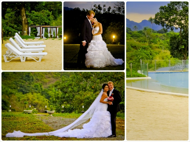 nature inspired wedding club ananda