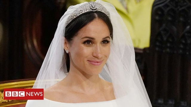 #royalwedding2018 meghan bbc news