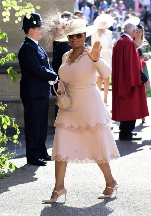 #royalwedding2018 oprah cnn ph