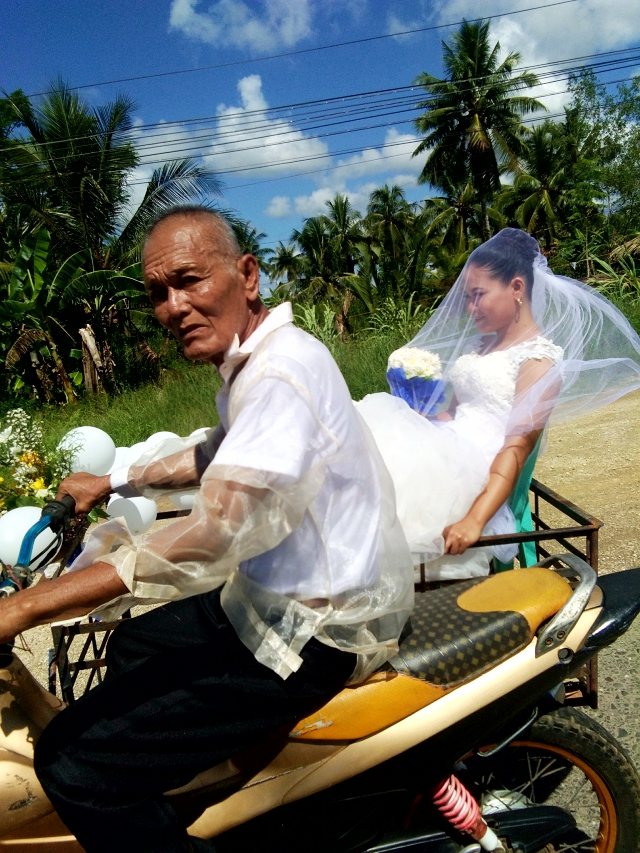 sidecar bride