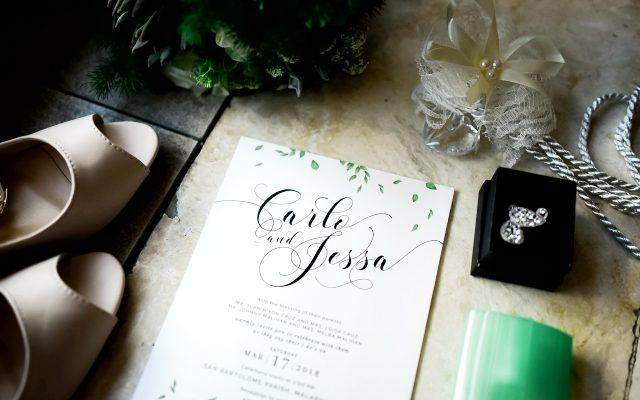 carlo jessa wedding new town events ph