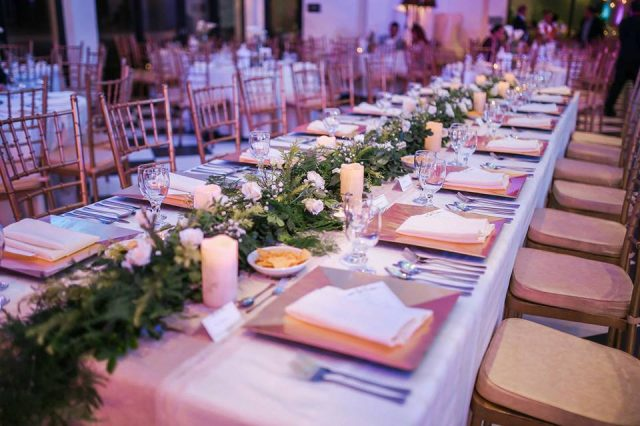 HillCreek Gardens Tagaytay' Three Bridges Event Catering