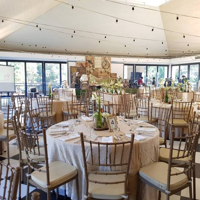 HillCreek Gardens Tagaytay's Three Bridges Events Catering