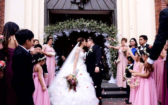 john gladys wedding