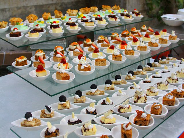 Ibarra's Catering