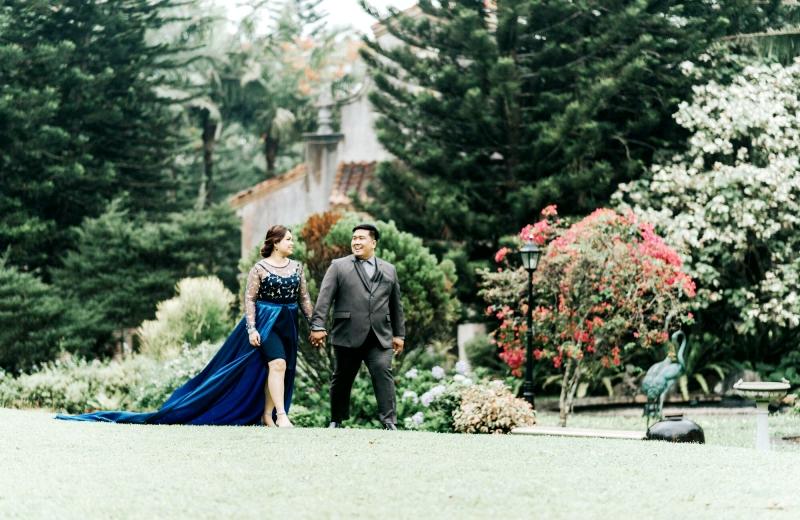 francis cea prenup hillcreek gardens tagaytay