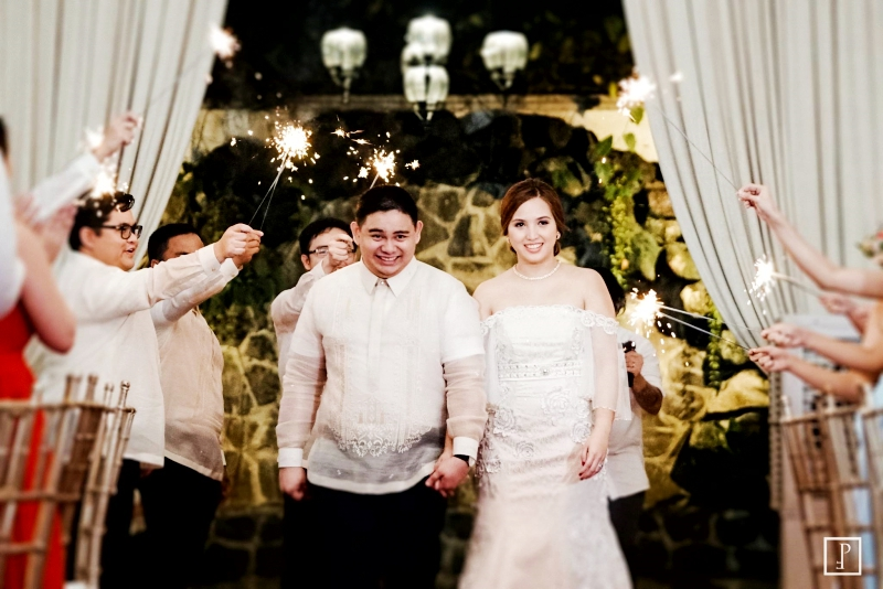 richie kyle modern filipiniana wedding
