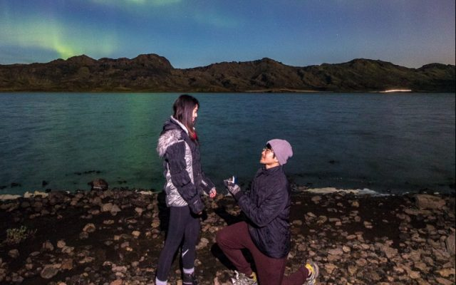 laurence renell iceland proposal
