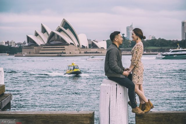 aldrin vero sydney australia prenup