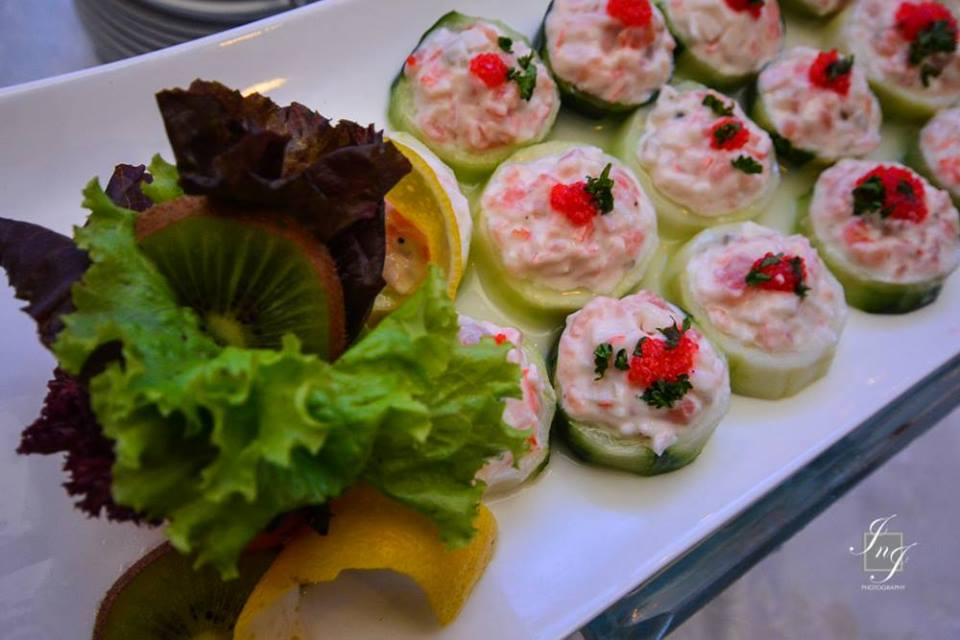 Wedding Catering by Ibarra's Catering Services