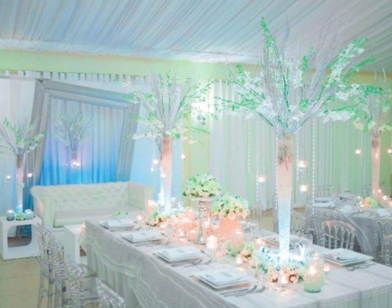 winter wonderland wedding theme hizons catering