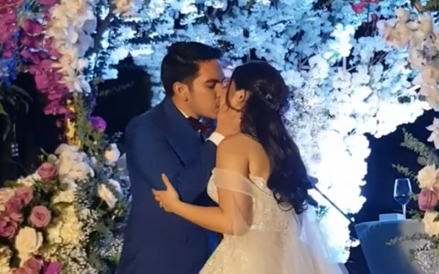 moira dela torre wedding