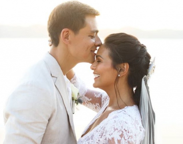 iza calzado ben wintle wedding