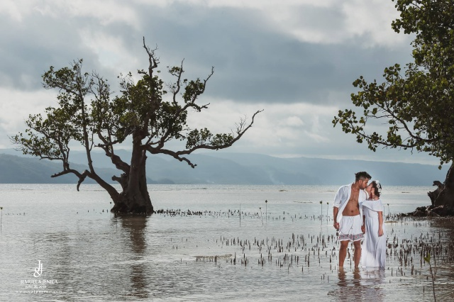 cagbalete prenup exposure photo and video