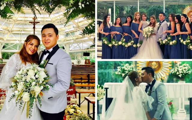 Nikko & Rica's Beautiful Rustic Wedding in Antipolo