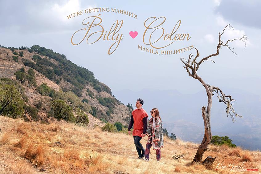 Billy Joe Crawford and Coleen Garcia Pictorial in Ethiopia