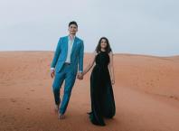 Vhong Navarro and Tanya Bautista