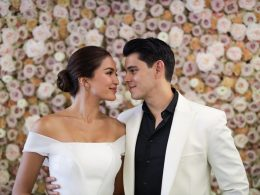 Richard Gutierrez & Sarah Lahbati's wedding