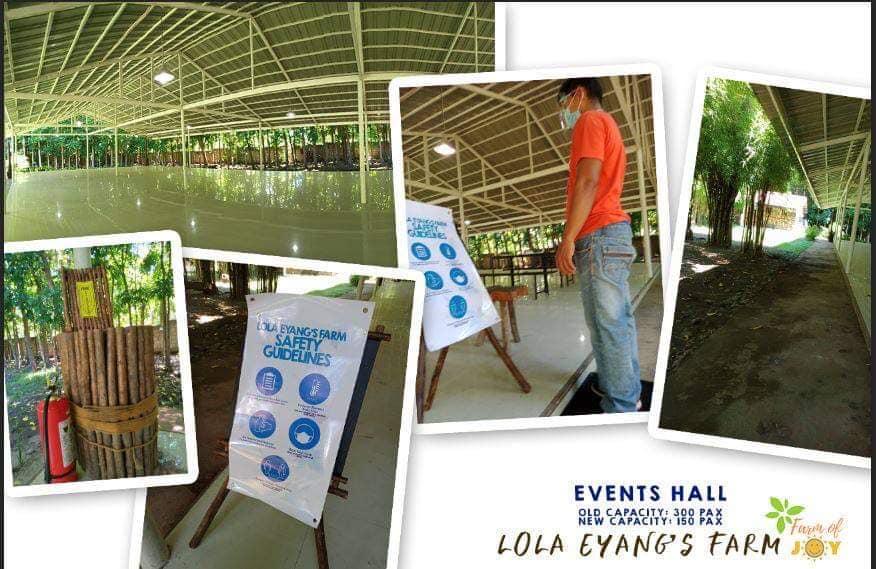A Farm of Joy. A Safe Wedding Venue in Quezon