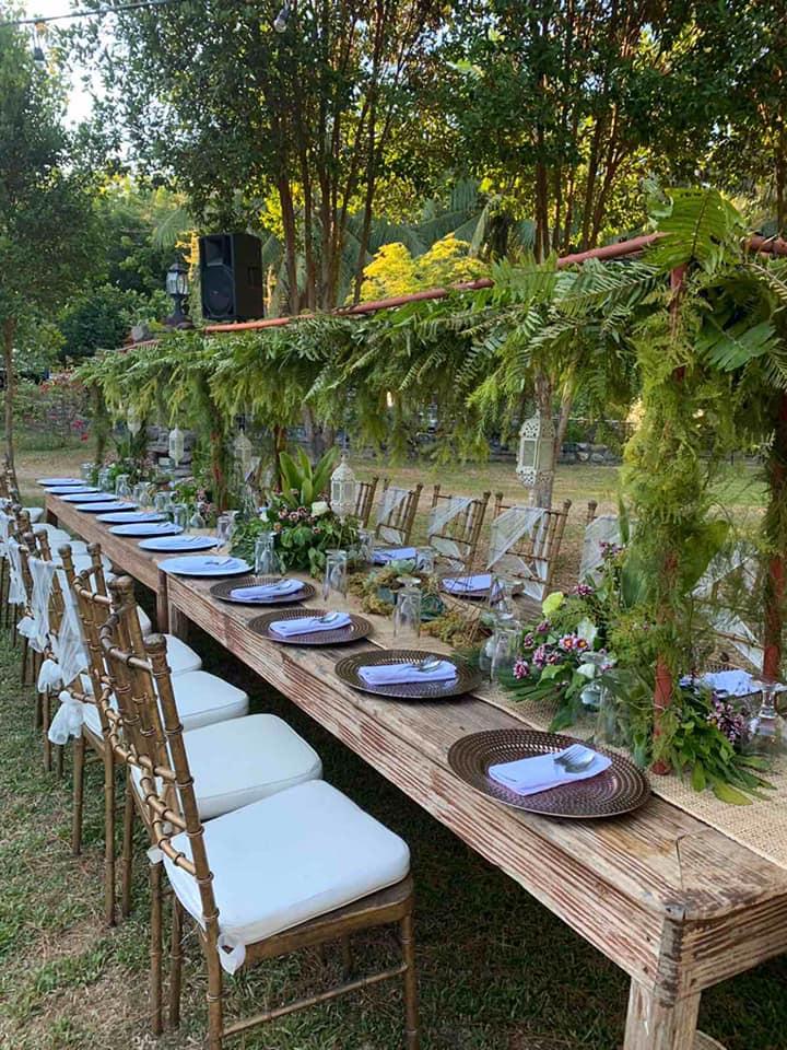 Farm of Joy. A Wedding Destination Venue in Quezon